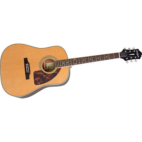 Epiphone Masterbilt AJ-500M Advanced Jumbo Acoustic Guitar