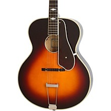 Masterbilt Century Collection De Luxe Archtop Acoustic-Electric Guitar Vintage Sunburst
