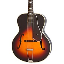 Epiphone Masterbilt Century Collection De Luxe Classic F-Hole Archtop Acoustic-Electric Guitar Level 1 Vintage Sunburst