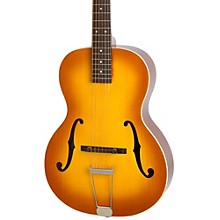 Masterbilt Century Collection Olympic Archtop Acoustic-Electric Guitar Honey Burst
