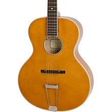 Masterbilt Century Collection Zenith Archtop Acoustic-Electric Guitar Vintage Natural