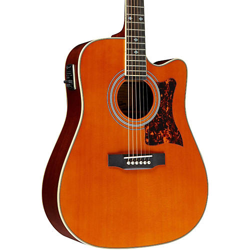 Epiphone Masterbilt DR-500MCE Acoustic-Electric Guitar Natural-thumbnail