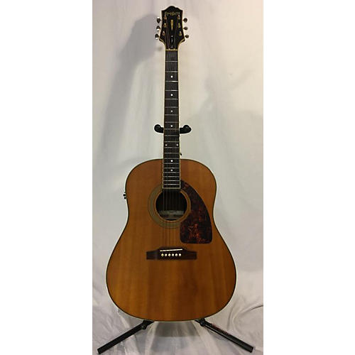 Epiphone Masterbuilt AJ-500RE Acoustic Electric Guitar