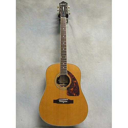 Epiphone Masterbuilt AJ-500RNS Acoustic Electric Guitar