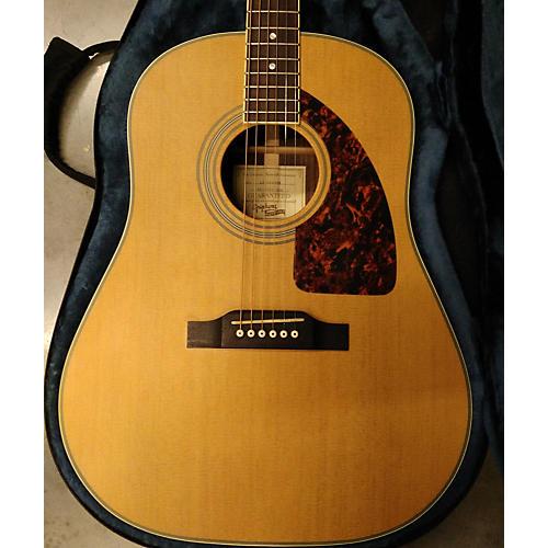 Epiphone Masterbuilt Aj500r Acoustic Guitar