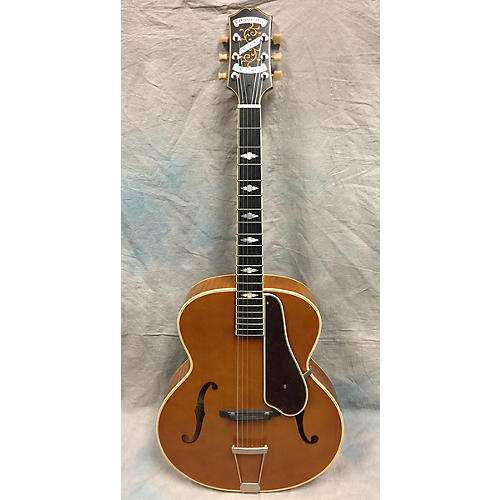 used epiphone masterbuilt century collection de luxe hollow body electric guitar guitar center. Black Bedroom Furniture Sets. Home Design Ideas