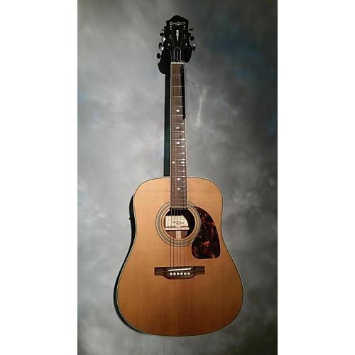 Epiphone Masterbuilt DR-500ME Acoustic Electric Guitar