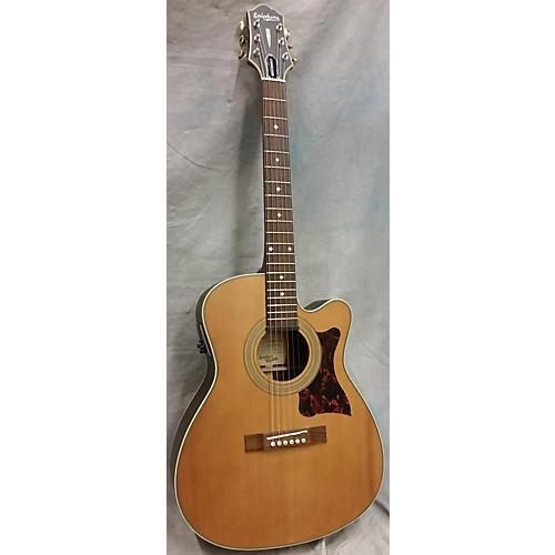 Epiphone Masterbuilt EF-500RCCE W/case Acoustic Electric Guitar