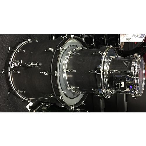 Remo Masteredge Drum Kit Grey
