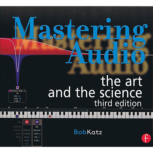 Hal Leonard Mastering Audio: The Art and The Science 3rd Edition-thumbnail