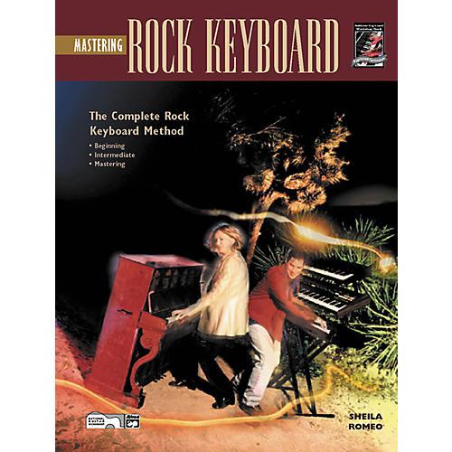 Alfred Mastering Rock Keyboard (Book/CD)-thumbnail