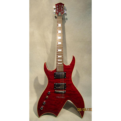 B.C. Rich Masterpiece Mockingbird Solid Body Electric Guitar