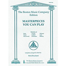 Boston Music Masterpieces You Can Play Music Sales America Series Composed by Various Edited by Rémi Bouchard