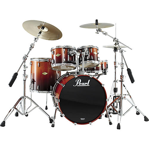 pearl masters 4 piece drum set 6 ply guitar center. Black Bedroom Furniture Sets. Home Design Ideas