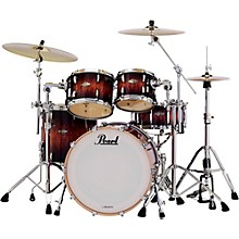 "Pearl Masters BCX924XSP Birch 4-Piece Shell Pack with 22"" Bass Drum"