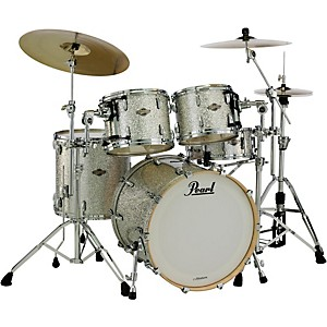 Pearl Masters BCX924XSP Birch 4-Piece Shell Pack with 22 inch Bass Drum by Pearl