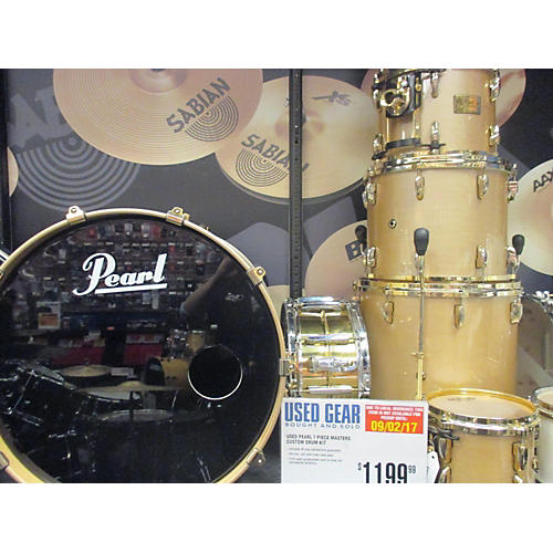 Pearl Masters Custom Drum Kit-thumbnail
