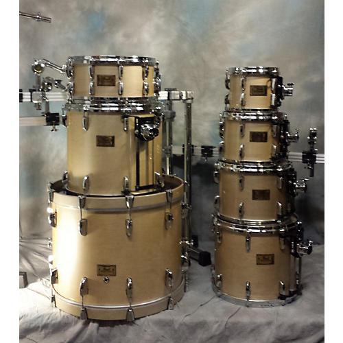 Pearl Masters MCX Series Drum Kit Natural