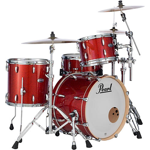 Pearl Masters Maple Complete 3-Piece Shell Pack