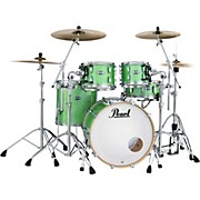 Masters Maple Complete 4-Piece Shell Pack Absinthe Sparkle