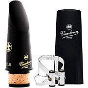 Vandoren Masters Mouthpiece Kit CL6 with Masters M/O Silver Ligature and Cap - SPECIAL