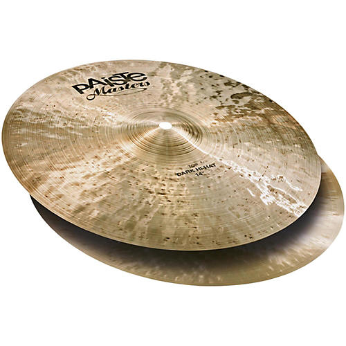 Paiste Masters Series Hi-Hats 14 in.-thumbnail