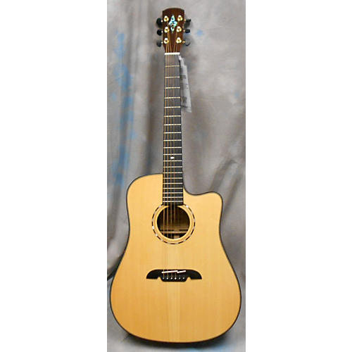 Alvarez Masterworks MD350 Dreadnought Acoustic Guitar Natural
