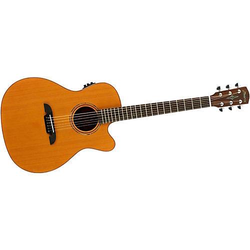 Alvarez Masterworks MF75SCE Folk/OM Acoustic Electric