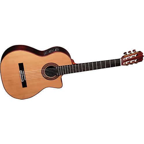 Alvarez Masterworks Series MC90C Classical Acoustic-Electric Cutaway Guitar