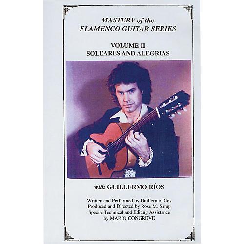 Mel Bay Mastery of the Flamenco Guitar Series DVD, Volume 2