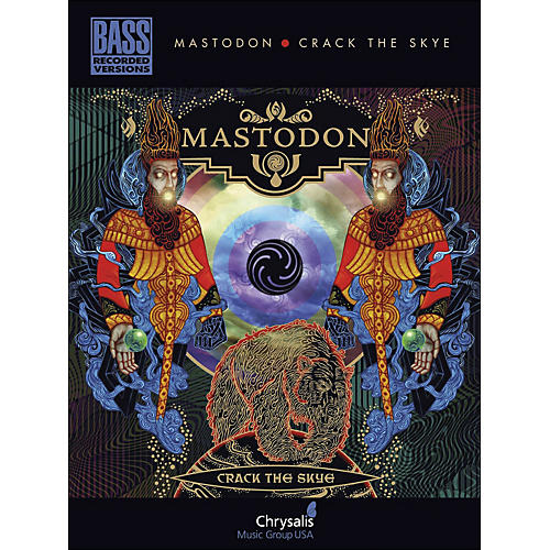 Hal Leonard Mastodon - Crack The Skye Bass Tab Songbook-thumbnail