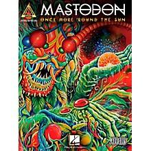 Hal Leonard Mastodon - Once More 'Round The Sun Guitar Tab Songbook
