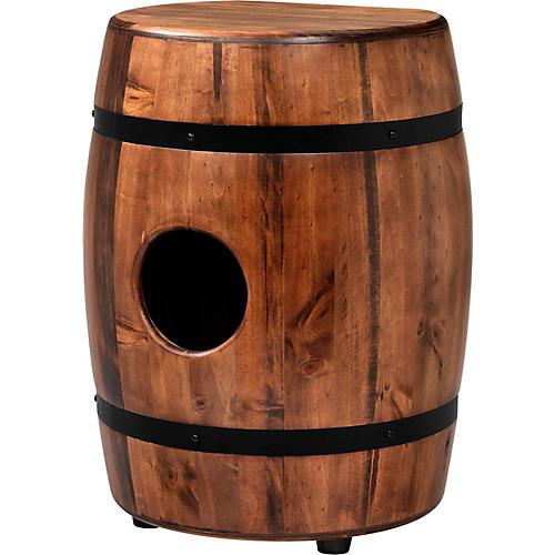 LP Matador Stave Whiskey Barrel Tumba Cajon-thumbnail