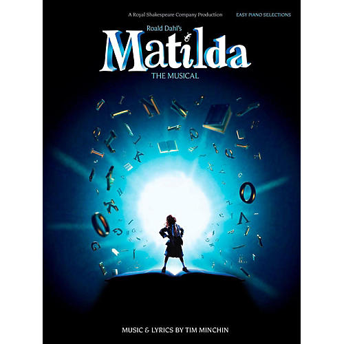 Music Sales Matilda - The Musical for Easy Piano-thumbnail
