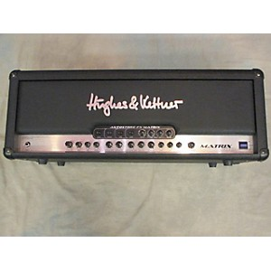 Pre-owned Hughes and Kettner Matrix 100 Tube Guitar Amp Head