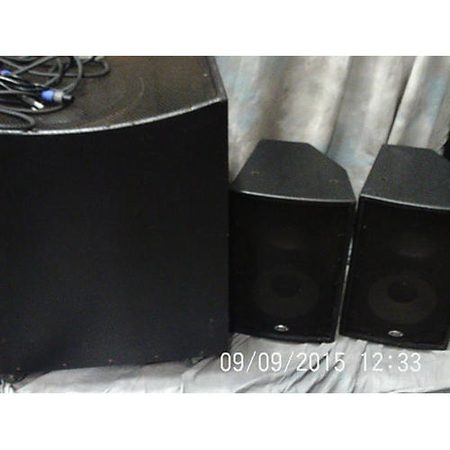 B-52 Matrix 1000 V2 700W Sound Package-thumbnail