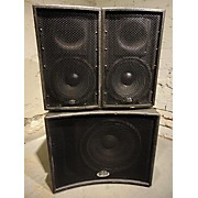 B-52 Matrix 1000 V2 700W Sound Package