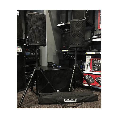 used b 52 matrix 2500 sound package guitar center. Black Bedroom Furniture Sets. Home Design Ideas