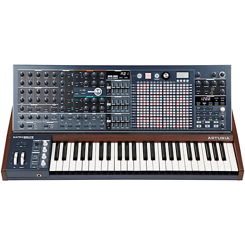 Arturia MatrixBrute Analog Synthesizer-thumbnail