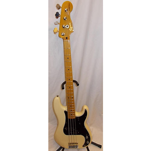 Squier Matt Freeman Signature Precision Bass Electric Bass Guitar