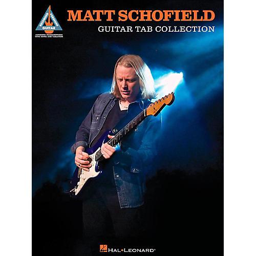 Hal Leonard Matt Schofield Guitar Tab Collection
