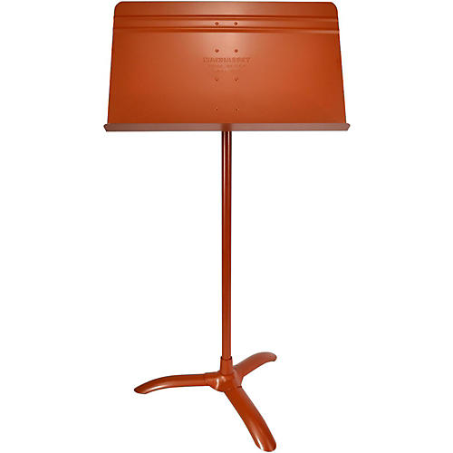 Manhasset Matte Red Symphony Stand-thumbnail