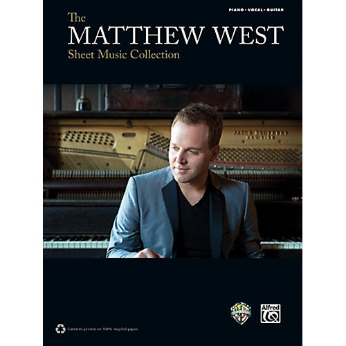 Alfred Matthew West Sheet Music Collection PVC Book-thumbnail