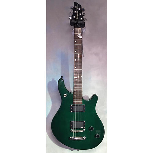 Washburn Maverick BT2 Solid Body Electric Guitar Emerald Green