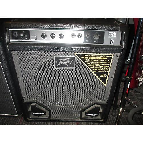Peavey Max 112 35W 1x12 Bass Combo Amp