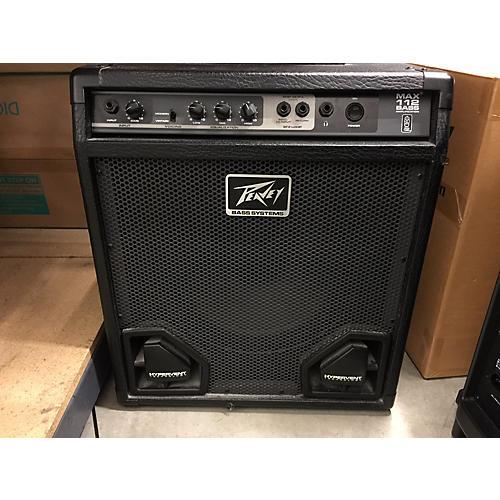 Peavey Max 112 35W 1x12 Bass Combo Amp-thumbnail
