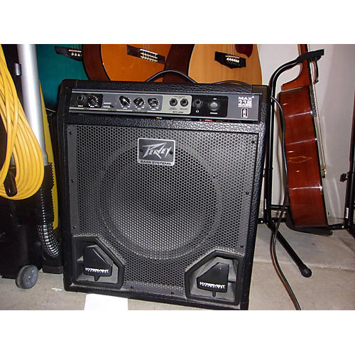 Peavey Max 112 Bass Amp Bass Combo Amp
