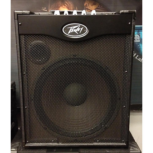 Peavey Max 115 1x15 75w Combo Bass Combo Amp-thumbnail