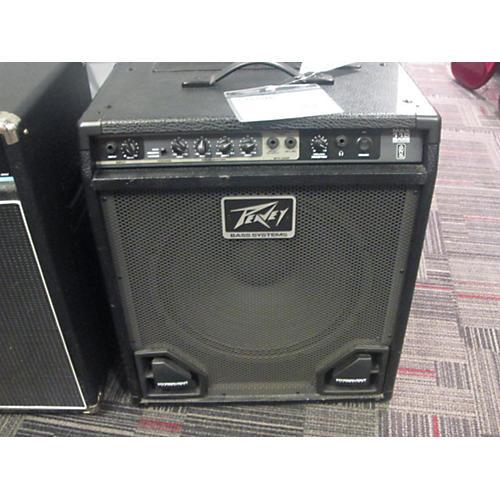 Peavey Max 115 60watt Bass Amp Black Bass Combo Amp