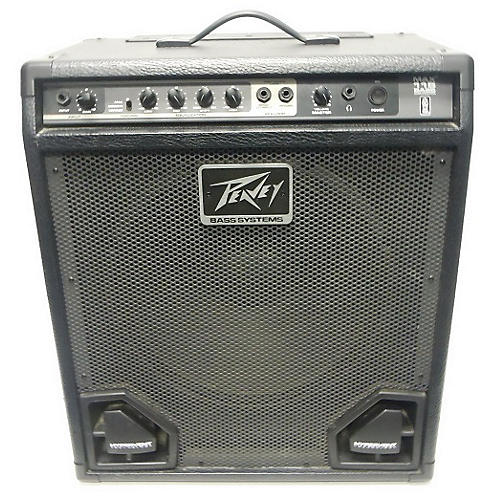 used peavey max 115 ii 1x15 300w bass combo amp guitar center. Black Bedroom Furniture Sets. Home Design Ideas